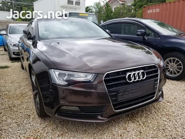 Audi A5 1,8L 2013-1
