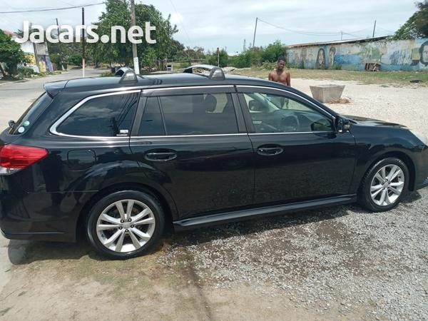 Subaru Legacy 2,5L 2012-15