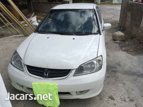 Honda Civic 1,7L 2001-1