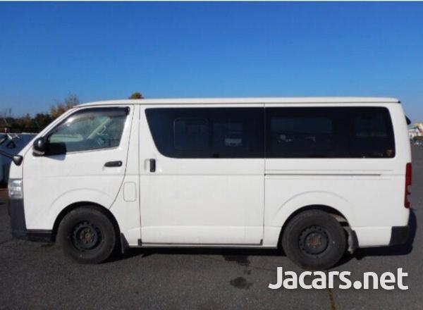 Toyota Hiace 2,0L 2014-2