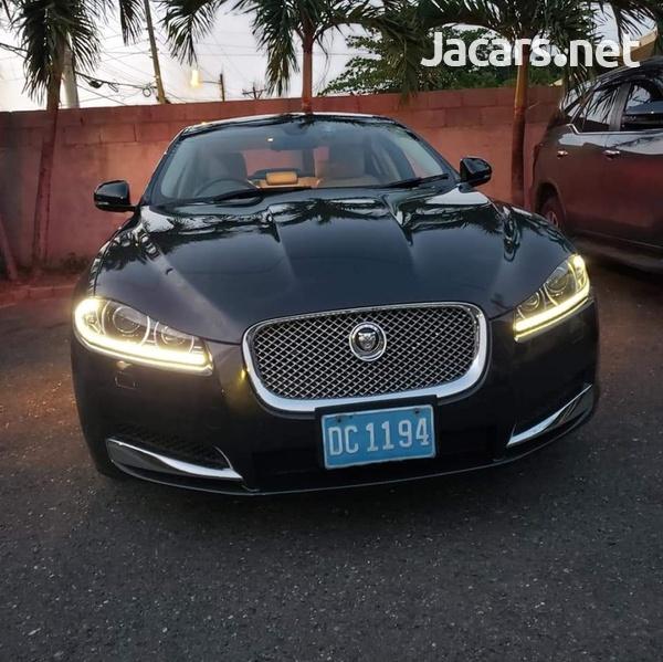 Jaguar XF 2,0L 2013-2