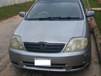 Toyota Corolla 2,0L 2002