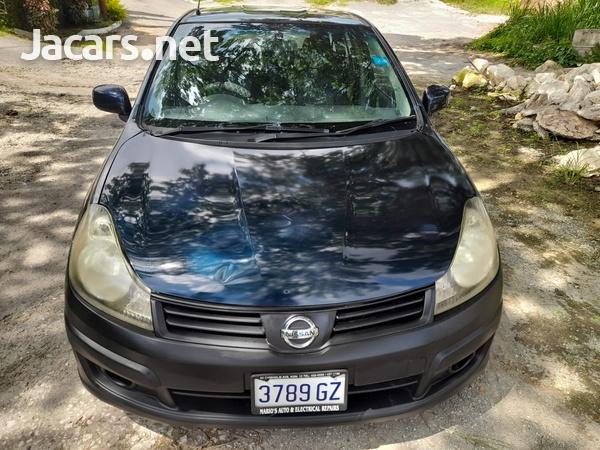 Nissan AD Wagon 1,8L 2012-1
