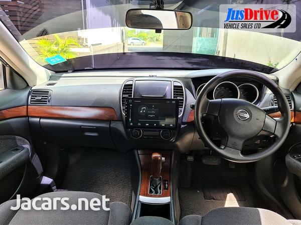 Nissan Bluebird 2,0L 2010-9