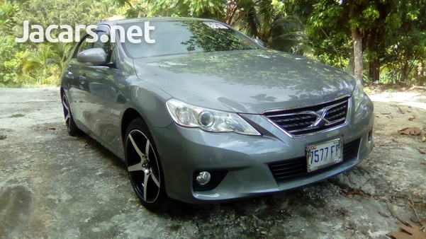 Toyota Mark X 6,0L 2010-2
