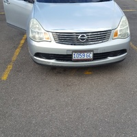 Nissan Sylphy 2,0L 2012