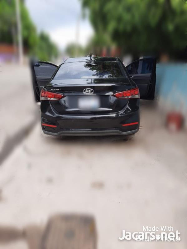 Hyundai Accent 1,6L 2019-2