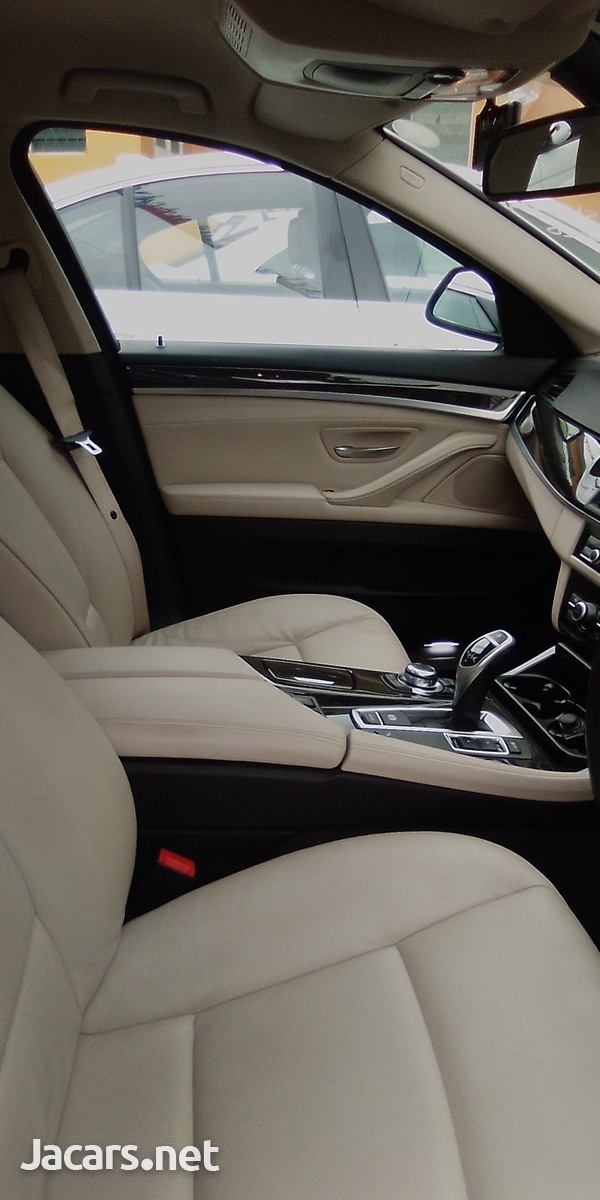 BMW 5-Series 3,0L 2011-3