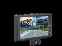 4'' 1080P 3 Lens Dash Camera