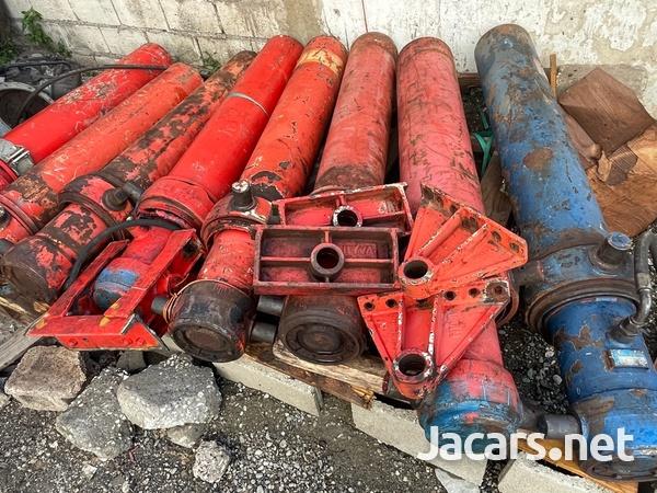 Genuine Hyva Alpha Series FC Dump Body Cylinder FC 183-5-1