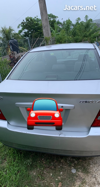Toyota Corolla 1,5L 2004-4