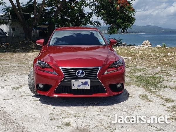 Lexus IS 2,5L 2014-2