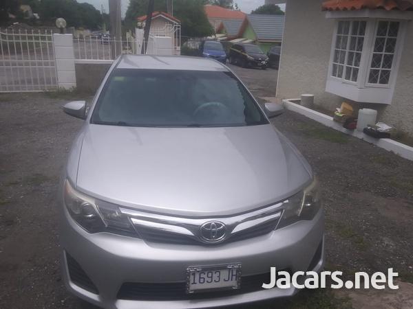 Toyota Camry 2,5L 2012-2