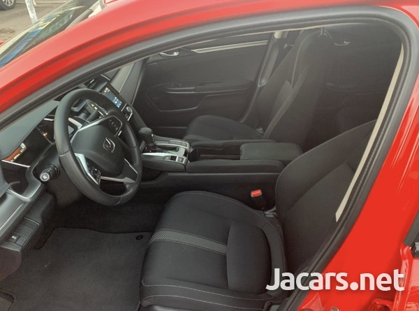 Honda Civic 2,0L 2018-4