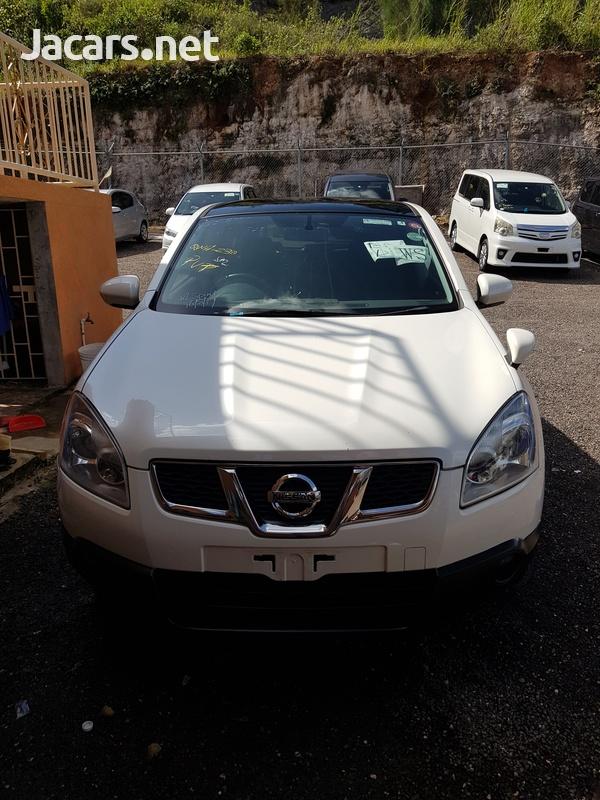 Nissan Dualis 2,0L 2013-1