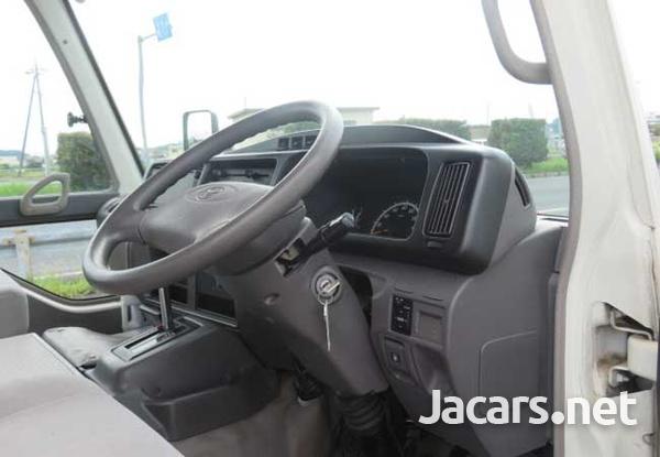 2011 Toyota Coaster Bus 4,0L-11