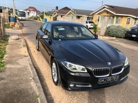 BMW 5-Series 1,6L 2013