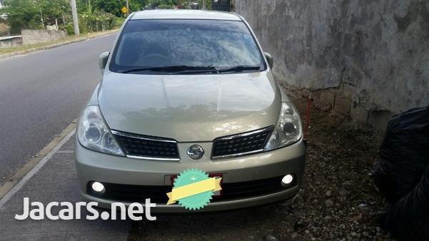 Nissan Tiida 1,3L 2007-1
