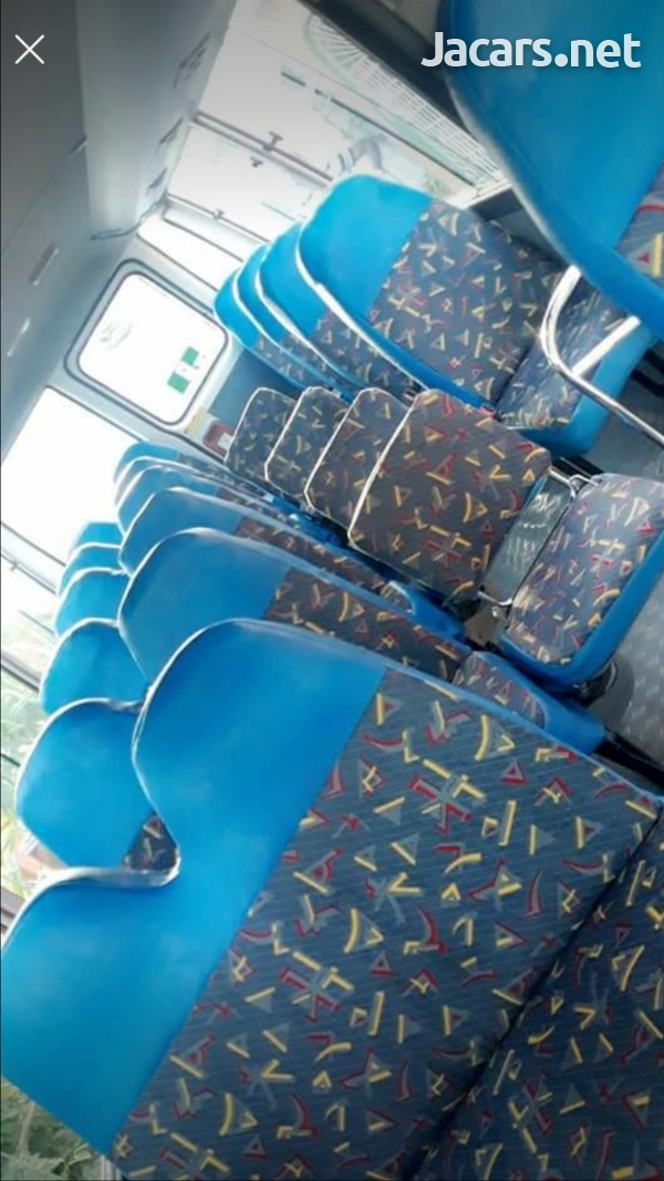 GET YOUR BUS FULLY SEATED OUT WITH FOUR ROWS.CONTACT THE EXPERTS 8762921460-10
