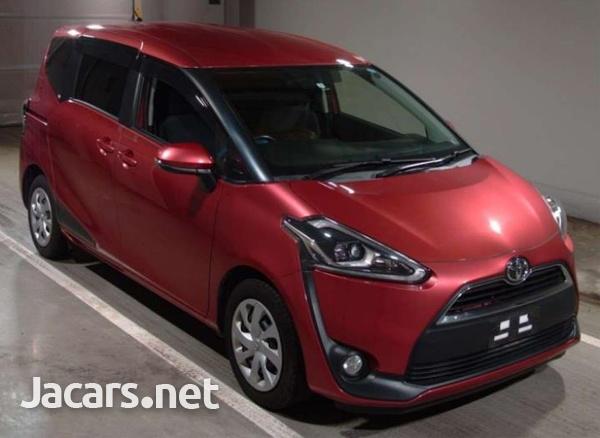 Toyota Sienta 1,5L 2015-1