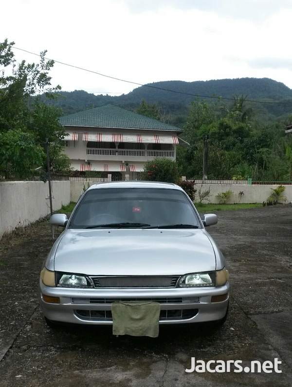 Toyota Corolla 1,1L 1994-4