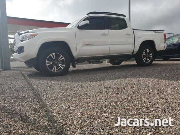Toyota Tacoma 6,0L 2017-7