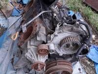 1 KZ Turbo Diesel Engine Transmission