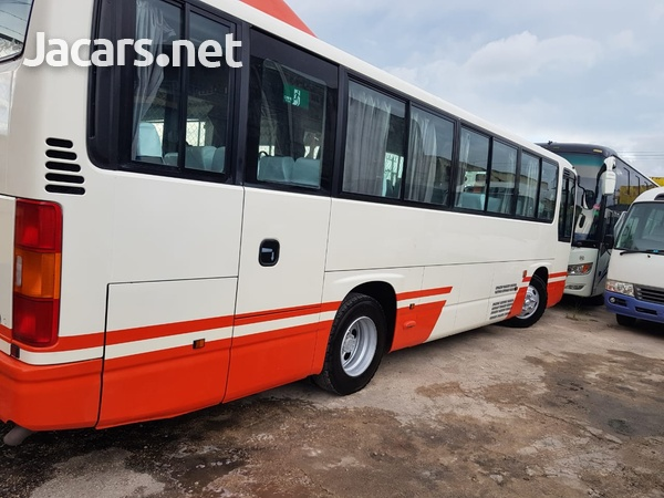 2009 Isuzu Gala Mio Bus-1
