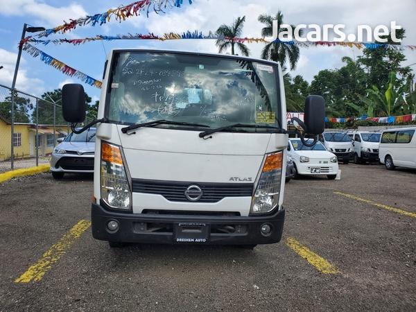 Nissan Atlas 2,5L 2014-4