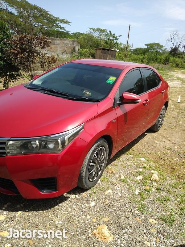 Toyota Corolla 1,8L 2014-3