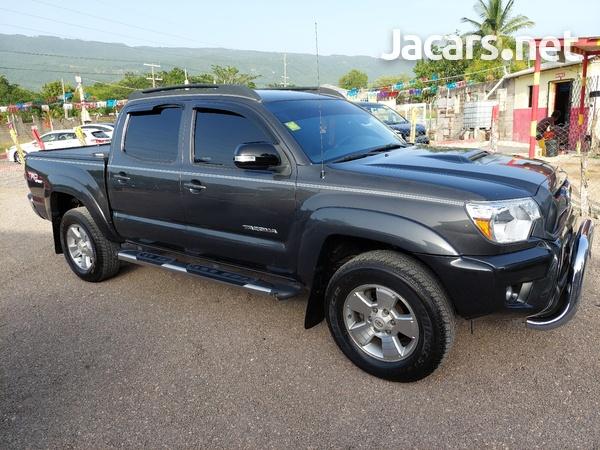 Toyota Tacoma 4,0L 2012-5