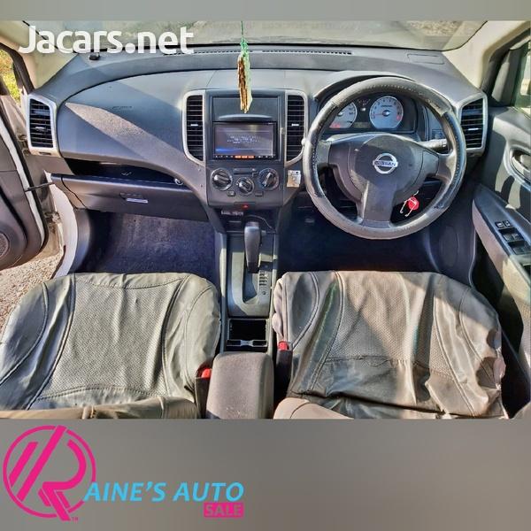 Nissan Wingroad 1,4L 2012-4