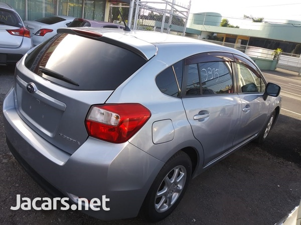 Subaru Impreza 1,6L 2012-11