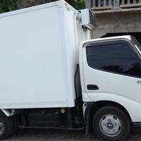 2007 Hino Dutro Freezer never worked in JA