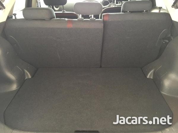 Nissan Juke 1,5L 2012-10