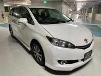 Toyota Wish 1,6L 2014