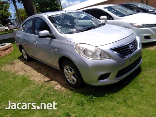 Nissan Latio 1,2L 2012-1