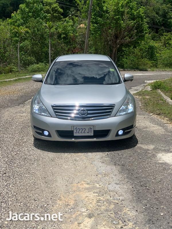 Nissan Teana 2,5L 2013-6
