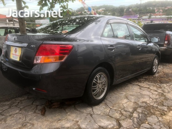 Toyota Allion 1,5L 2010-3