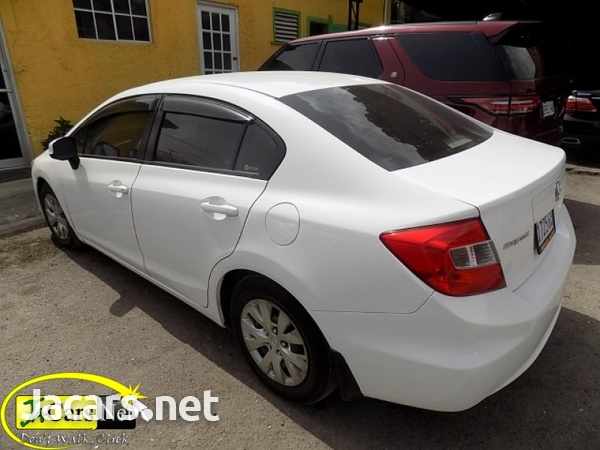 Honda Civic 1,6L 2012-3