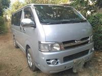Toyota Regius Ace Bus