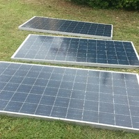300watt Panels. 8.6amps