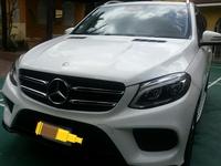 Mercedes-Benz GLE-Class 2,5L 2016