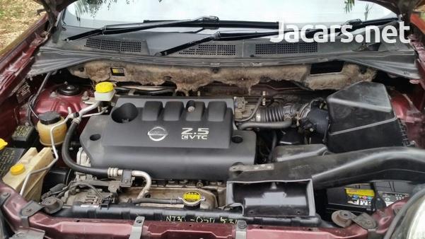 Nissan X-Trail 2,0L 2006-4