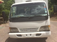 Isuzu Box Body Truck