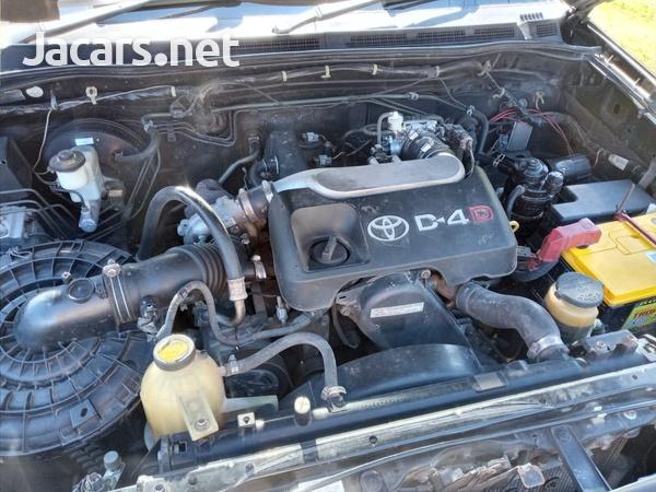 Toyota Hilux 2,5L 2007-12