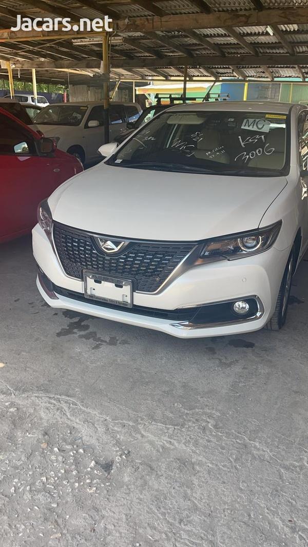Toyota Allion 2,0L 2019-2