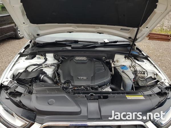 Audi A4 1,8L 2014-11