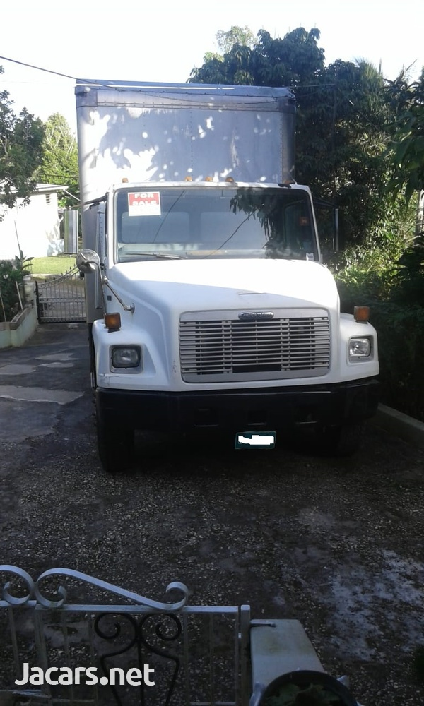Freightliner FL 50 Box Body Truck 7,0L 2003-1