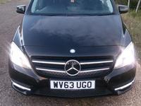 Mercedes-Benz B-Class 1,8L 2014